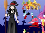 Dress-up-game-with-a-witch