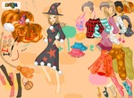 Dress-up-for-halloween-თამაში