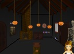 Flash-game-escape-kamer-van-halloween